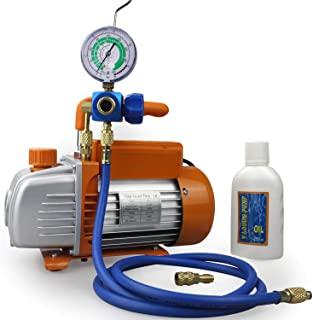 R22 R410 R407C R404A R134A Colector de vacío único acondicionador de aire manómetro de