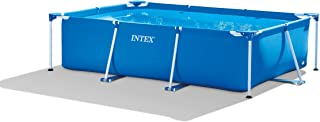 Intex 28272NP  Small Frame - Piscina desmontable- 300 x 200 x 75 cm- 3.834 litros- azul